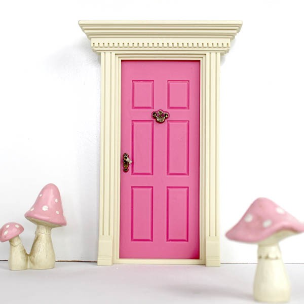 The willow tree baby kids for Pink fairy door